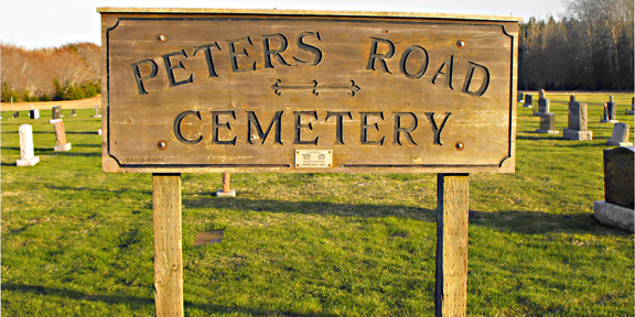 Peters Road Presbyterian Cemetery
