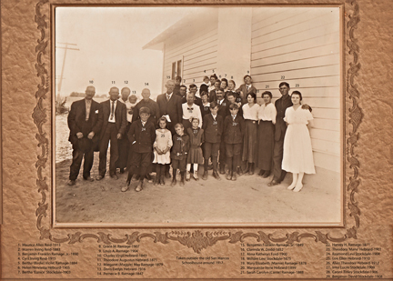 Ramage Family Reunion-1917